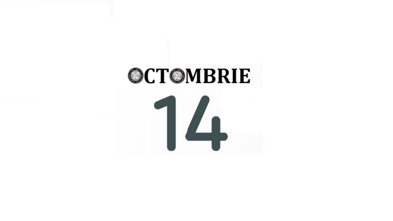 PROGRAM DE LUCRU: 14 OCTOMBRIE 2021